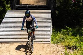 Photo of Kristian OLBERG at Silver Mtn, Kellogg, ID