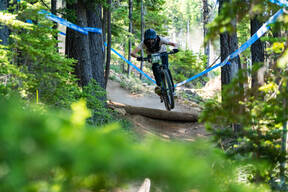 Photo of Luke HUNTER at Silver Mtn