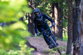Photo of Emilie SIMEUR at Silver Mtn