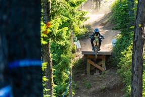 Photo of an untagged rider at Silver Mtn, Kellogg, ID