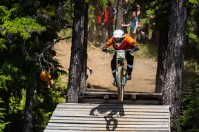 Photo of Nate SMITH (cat2) at Silver Mtn