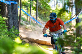 Photo of Greg SYMMES at Silver Mtn