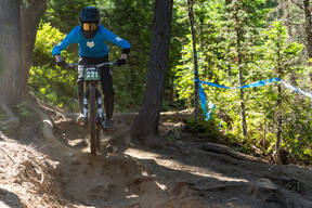 Photo of Luke CARLON at Silver Mtn, Kellogg, ID