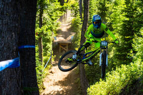 Photo of Joshua BENKER at Silver Mtn, Kellogg, ID