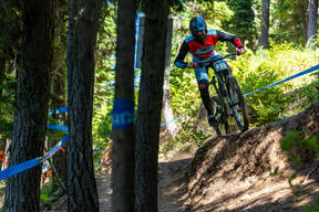 Photo of Tyler ERVIN at Silver Mtn, Kellogg, ID