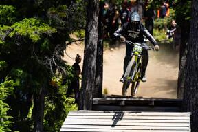 Photo of Tyler SILVA at Silver Mtn