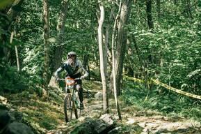 Photo of James MILLER (east) at Blue Mtn
