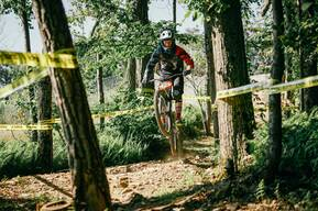 Photo of Dan HOPMANS at Blue Mtn