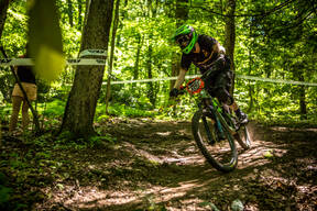 Photo of Ian ROESSLER at Glen Park, PA