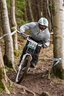 Photo of Russ SANSOM at Innerleithen