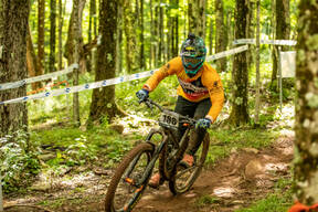 Photo of Zach GAINES at Snowshoe