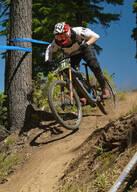 Photo of Nikolas CLARKE at Silver Mtn