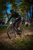 Photo of Brandon DALY at Silver Mtn, Kellogg, ID
