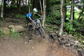 Photo of Ethan ZIMMERMAN at Snowshoe