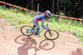 Photo of Chris GRICE at Snowshoe, WV