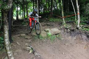 Photo of Charlie NAPIER at Snowshoe