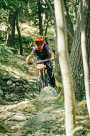 Photo of Justin CROZIER at Blue Mtn