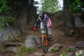 Photo of Adam DURBIN at Tamarack Bike Park, ID