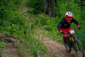 Photo of Ryan GREEN (west) at Tamarack Bike Park, ID