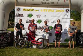 Photo of Denis, Rando, Dainius, Gints, Tomas at Ignalina