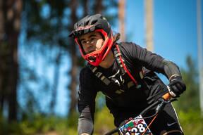 Photo of Rider 128 at Ignalina