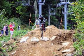Photo of Walter BLACKMAN at Sugar Mountain, NC