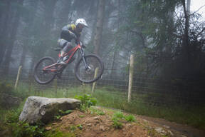 Photo of Jamie MAGUIRE at Glencullen Adventure Park