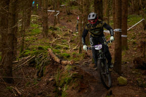 Photo of Anthony SCULLION at Bigwood, Co. Down