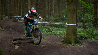 Photo of Damien SCALLY at Bigwood