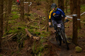 Photo of Dominic FRIEL at Bigwood, Co. Down