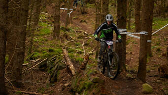 Photo of Max SCHONE at Bigwood, Co. Down
