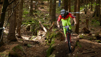Photo of Jay MCDOWELL at Bigwood, Co. Down