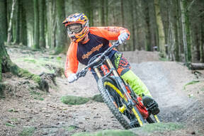 Photo of Brendan WARDLE at Hamsterley