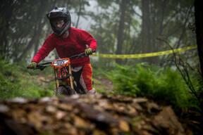 Photo of Ben DECKER at Blue Mtn