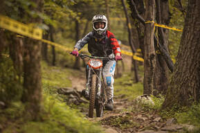 Photo of Megan DARROW at Blue Mtn