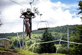 Photo of Rider 838 at Blue Mtn