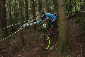 Photo of Alan AYLING at Carrick, Co. Wicklow