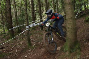 Photo of Kevin KENNEDY at Carrick, Co. Wicklow
