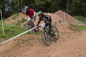 Photo of Elliot BROOKE at Redhill