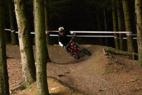 Photo of Corey ANDERSON at Hamsterley