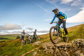 Photo of Christopher WOOFF at Weardale