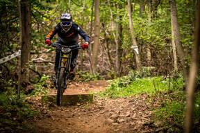 Photo of Nathan REED (east) at Powder Ridge, CT