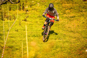 Photo of Peter DIXON at Weardale