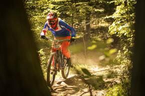 Photo of Colten HUBBARD at Powder Ridge, CT