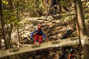 Photo of James MILLER (east) at Powder Ridge, CT