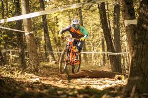 Photo of Greg SMITH (u40) at Powder Ridge, CT