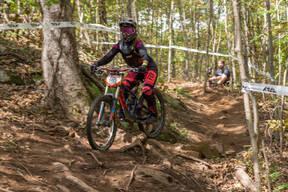 Photo of Brigitte MORIN at Powder Ridge, CT