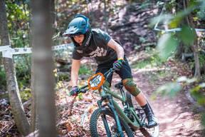 Photo of Sam LAWLESS at Powder Ridge, CT