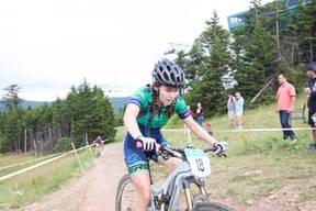 Photo of Zoe ECKMAN at Snowshoe