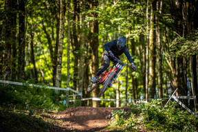Photo of Jesse BORROR at Snowshoe, WV